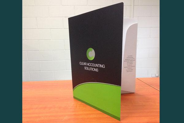 Presentation Folder Printing Brisbane