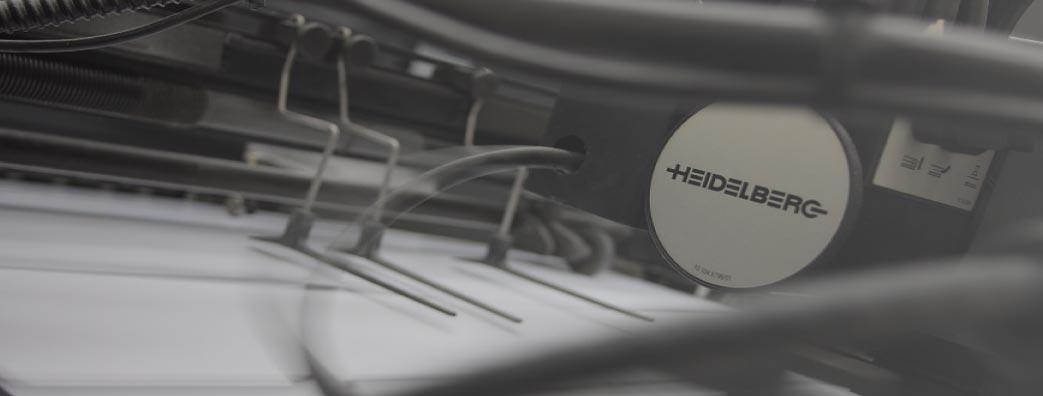 Heidelberg Printing Machine