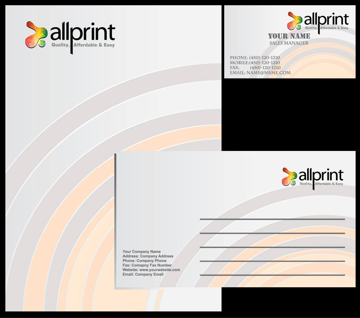 Presentation Folders Printing