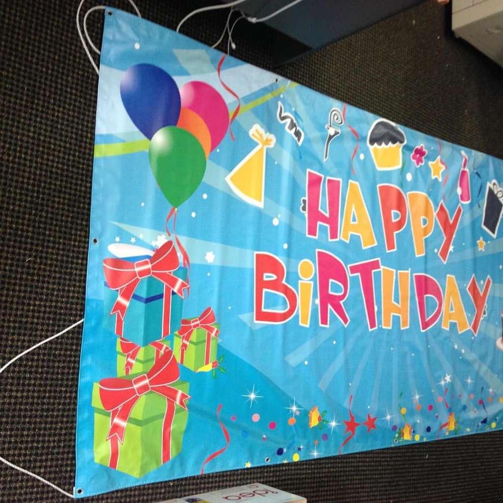 Banner Printing Brisbane